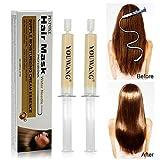Best Hair Conditioner For Damaged Hairs - PROFESSIONAL Hair Treatment, Hair repair mask, Deep hair Review