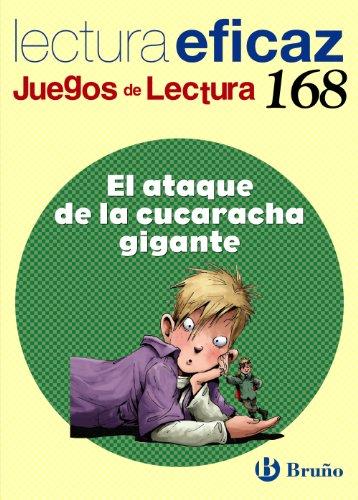 El ataque de la cucaracha gigante Juego de Lectura: 168 (Castellano - Material Complementario - Juegos De Lectura) - 9788421675717