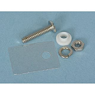 Arndt 06-202(SINGLE) Heat Sink Mount Kit for TO-220 Component (Pack of 3)