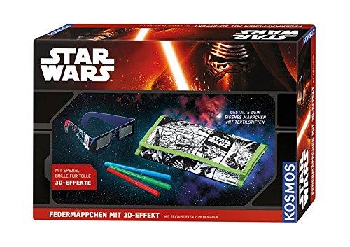 Kosmos Star Wars 663025 - Federmäppchen mit 3D-Effekt