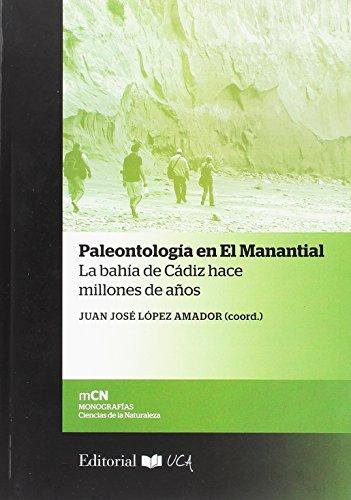 Paleontología en El Manantial (Monografías. Ciencias de la Naturaleza) por Aa.Vv.