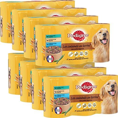 pedigree-les-cuisines-set-de-8-x-3-boites-de-terrines-aux-viandes-pour-chien-410-g