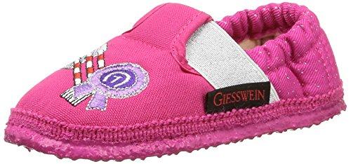 Giesswein Mädchen Altusried Flache Hausschuhe Pink (himbeer / 364)