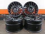 4 Alufelgen KESKIN KT17 18 Zoll passend für Audi A3 S3 RS3 8P 8V AS8K 8E A6 4G 4F A8 4E Q3 TT NEU