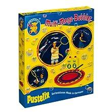 Pustefix Multi-Mega-Bubbler Kit Bolle Giganti