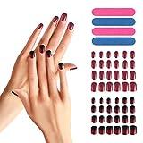 Come usare: 1. Seleziona le dimensioni corrette per ogni dito, applica adesivi per colla ai chiodi. 2. Tagliare e lucidare le unghie naturali e le unghie finte con un bastoncino per manicure per farle cooperare perfettamente. 3. Applicare la ...