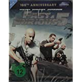 Fast Furious 5 - 100th Anniversary Universal Steelbook Edition