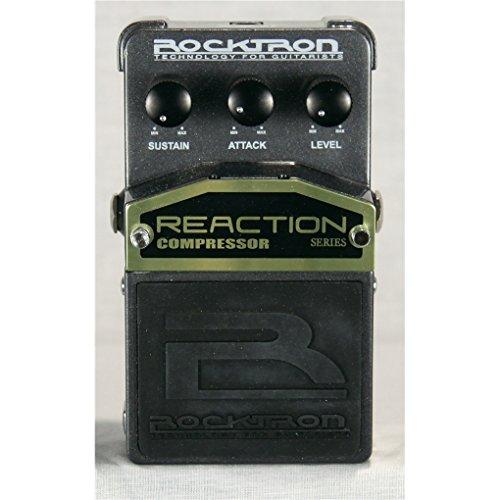 REACTION RR COMPRESOR CO PEDAL PARA GUITARRA