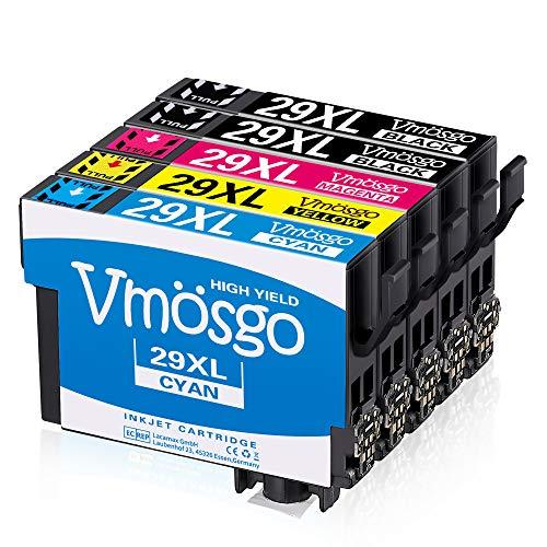 Vmosgo 29XL Reemplazo Epson 29 Cartuchos Tinta Epson