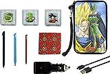 Konix Zubehör-Set Dragon Ball Z für 3DS, New 3DS, 3DS XL und New 3DS XL (Cell)