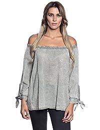 Schlussverkauf Damen Oberteile 44 Made In Italy Blusen, Tops & Shirts