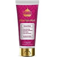 Pavitra+ Ubtan Glow Face wash with Almond, Saffron and Sandalwood 100ml
