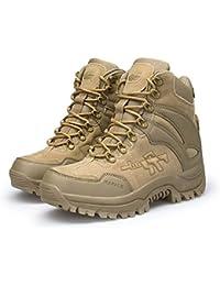 Scarpe da uomo Scarpe da trekking Pelle scamosciata / Sintetico in microfibra PU Autunno / Inverno Uomo Stivali alti Comfort / Moda Scarpe da trekking / Scarpe da…
