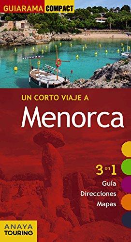 Menorca (Guiarama Compact - España) por Anaya Touring