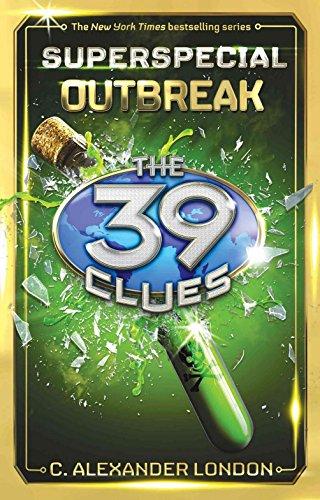 Outbreak (39 Clues) por C. Alexander London
