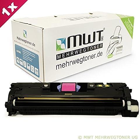MWt Toner magenta Rigenerato per HP Color Laserjet 1500255028202840L LN