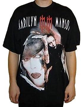 Camiseta Marilyn Manson