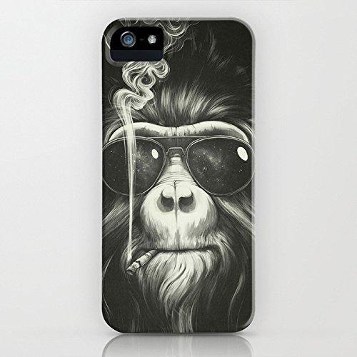 Cover iPhone SE, ZQ-Link Cover iPhone SE / 5 / 5S Silicone Case Molle di TPU Sottile Custodia per iPhone SE / 5 / 5S mucca