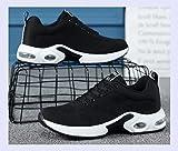 XINGMU Sportliche Frauen Schuhe Light Plattform Sneakers Für Studentische Dämpfung Massage Frau Schuhe 38 Rosa