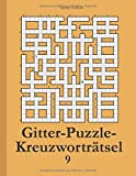 Gitter-Puzzle-Kreuzworträtsel 9 - Anna Lukas