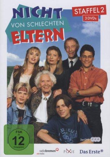 Nicht von schlechten Eltern - Staffel 2 [3 DVDs]