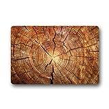 Violetpos Fußmatte 50 x 80 cm Brown Tree Fussmatte Home Innen & Außen Schmutzmatte Mat