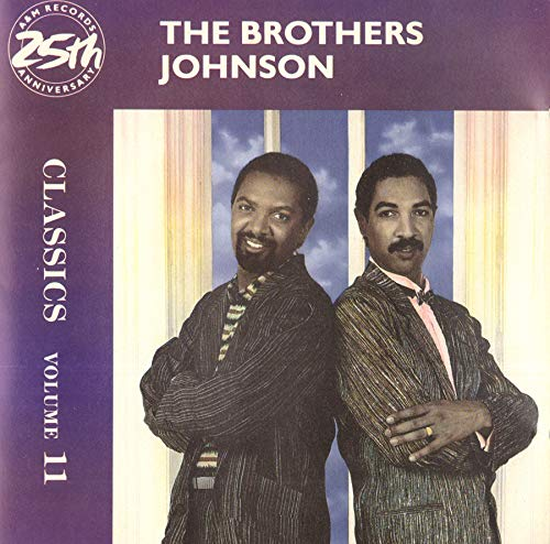 incl. Strawberry Letter 23 (CD Album The Brothers Johnson, 15 Tracks) Johnson Brothers Strawberry