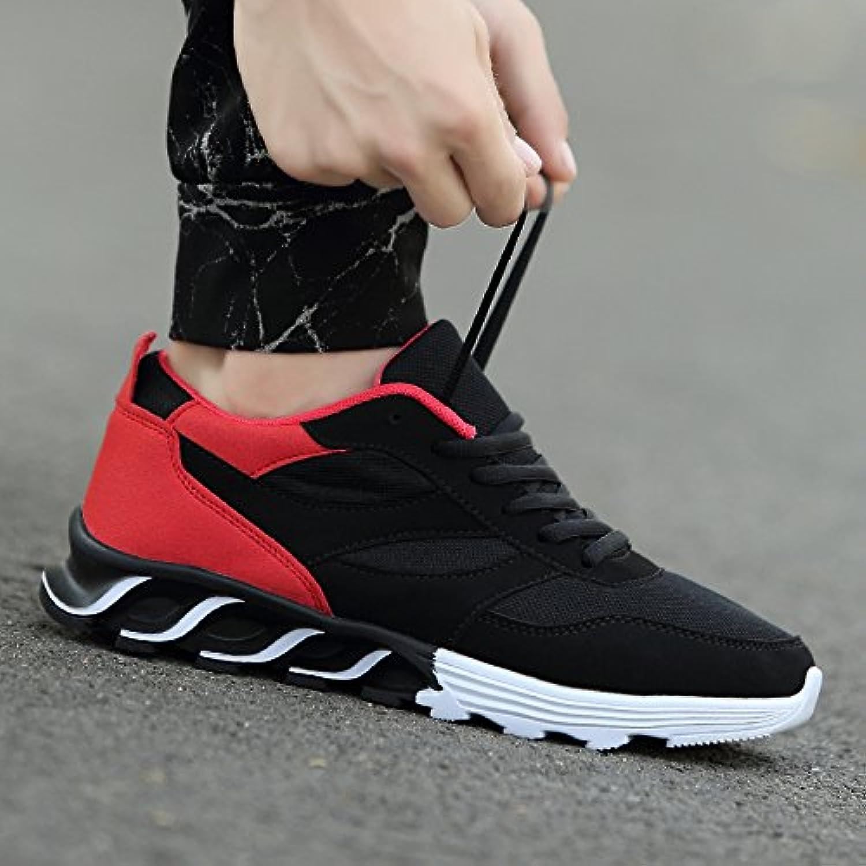 GUNAINDMX  Men's scarpe Running Sports Recreation Breathable Breathable Breathable Fall Height scarpe,42,722-rosso | Garanzia autentica  3e78d6