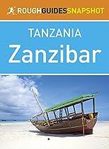 Zanzibar (Rough Guides Snapshot Tanzania)