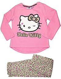 Oficial de Hello Kitty niña pijama conjunto 3 años, ...