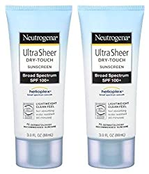 Neutrogena Ultra Sheer Sunscreen SPF 100+