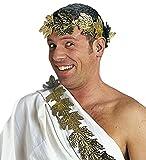 Prunus Corona Laurus Oro Römer Disfraz Cesar Kaiser accesorios para disfraces Antigua