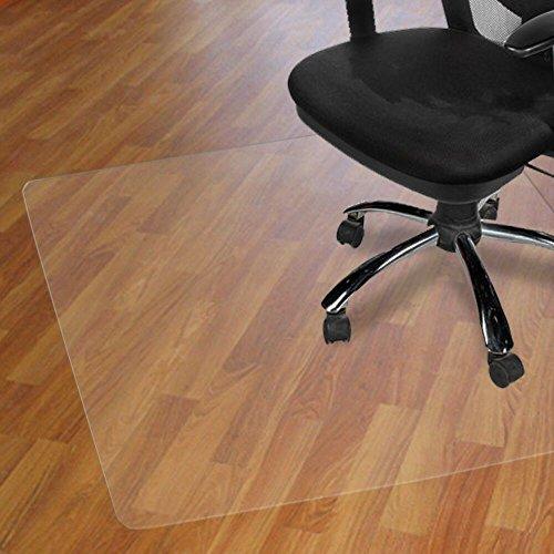 OGIMA - Alfombrilla para silla para suelos duros, 120x 90cm, material no reciclable