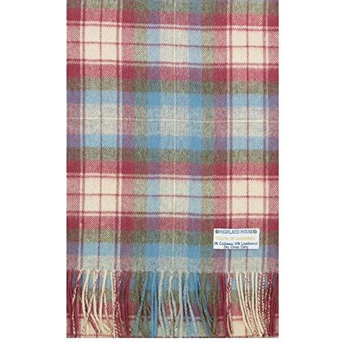 Highland House -  Sciarpa  - Donna 24351-AULD SCOTLAND TARTAN Taglia (Highland House)