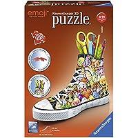 Ravensburger Puzzle 3D Sneaker Emoji 108 pièces, 11218