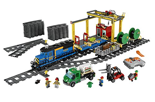 LEGO City Trains 60052 - Treno Merci