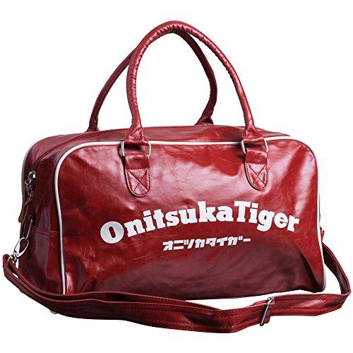 Asics Herren Holdall Duffel Bag Einheitsgröße rot - weiß