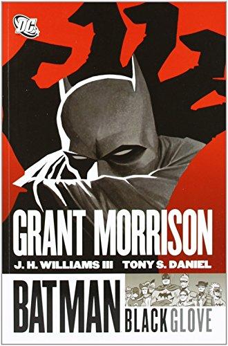 Batman: Black Glove von Grant Morrison (1. September 2011) Taschenbuch -