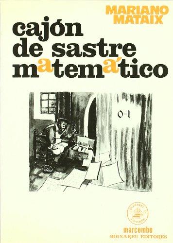 Cajón de Sastre Matemático (ACCESO RÁPIDO) por Miguel Mataix Hidalgo