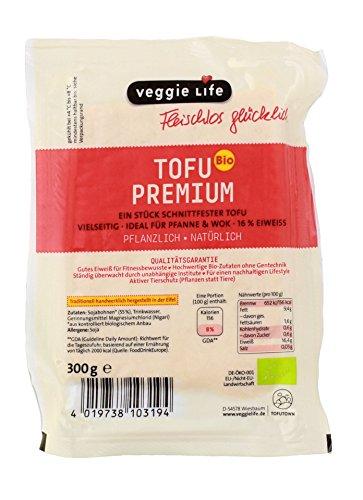 Veggie Life - Bio Premium Tofu Natur - 300g