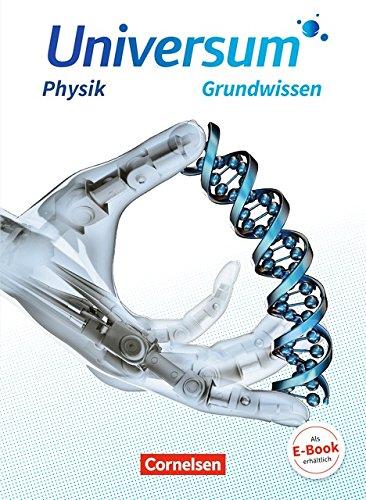 Universum Physik Sekundarstufe II - Zu allen Ausgaben: Grundwissen - Grundwissen