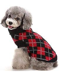 cineman Suéter de para Mascotas Sudadera de Perros Suéter para Cachorros Jersey para Perritos Ropa de