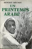 Un printemps arabe - Albin Michel
