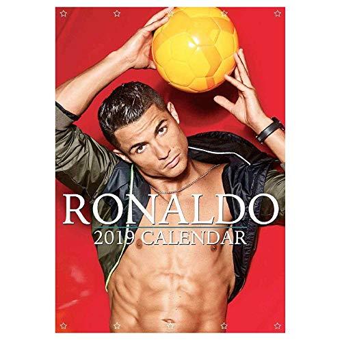 CR7 Cristiano Ronaldo (FC Juventus und Portugal) 2019 Fußball Kalender (A3) 420mm x 297mm (Sporting Fc Portugal)