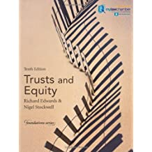 Trusts and Equity mylawchamber premium pack (Foundation Studies in Law Series)