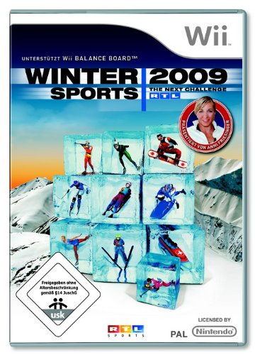 Winter-wii-spiele (RTL Winter Sports 2009)