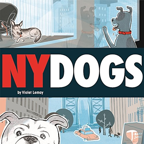 NY DOGS (English Edition) (Tiere Queen City)