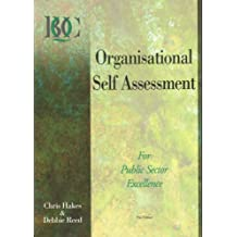 Organisational Self Assessment: For Public Sector Excellence