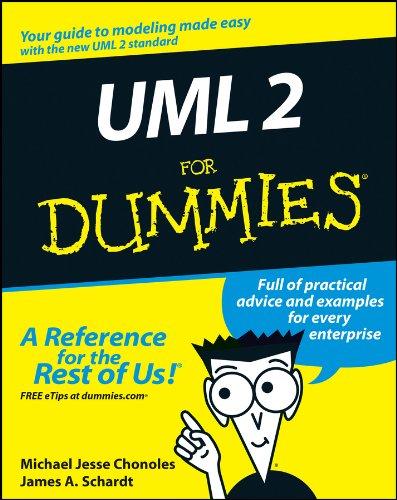 UML 2 For Dummies® (English Edition) por Michael Jesse Chonoles