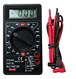 Tibelec 976130 Digitales Multimeter mit 5 Funktionen